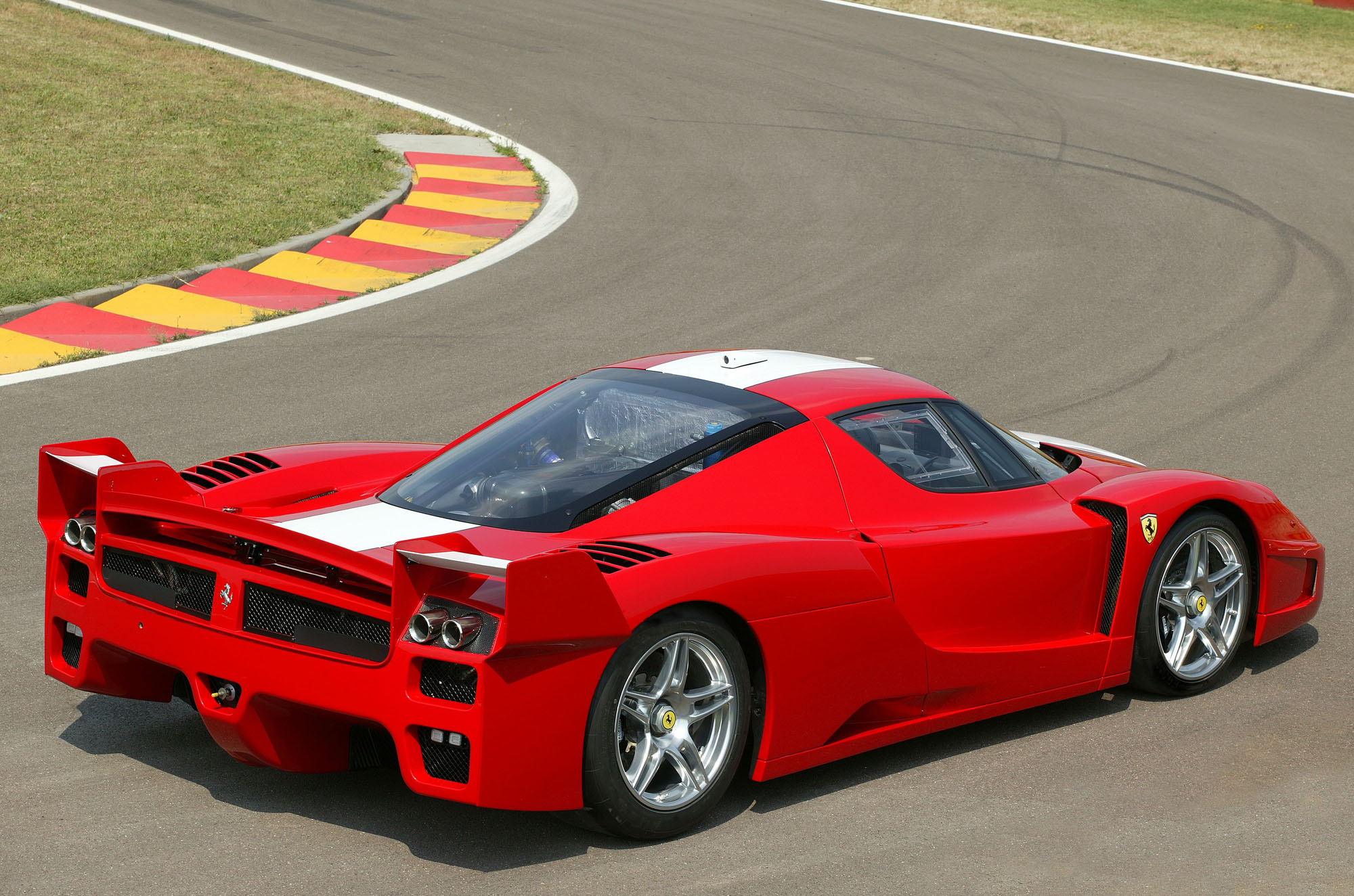 Ferrari Fxx Evolution Lego Speed Build